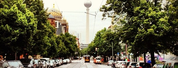 Oranienburger Straße is one of Berlin.