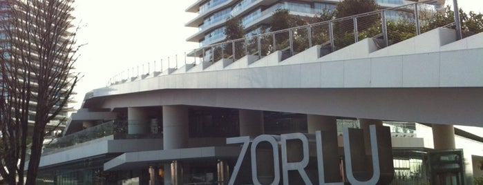 Zorlu Center Park is one of Istanbul 🇹🇷 Places to check out.
