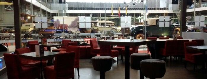 Autoworld Brasserie is one of Brussels & Belgium.