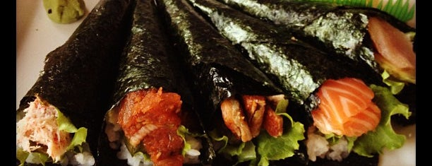 Sushi Rapture is one of SF Eats to Try.