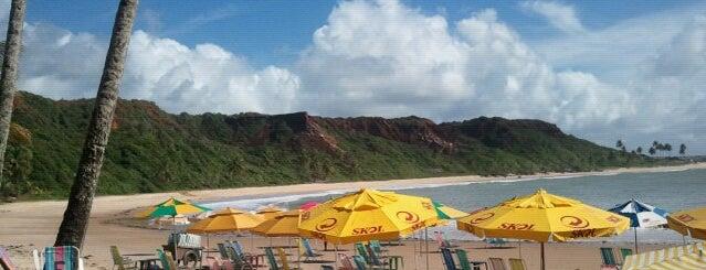 Praia de Coqueirinho is one of João Pessoa #4sqCities.