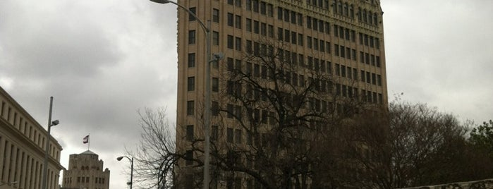 The Emily Morgan San Antonio - a DoubleTree by Hilton Hotel is one of Places I've stayed.