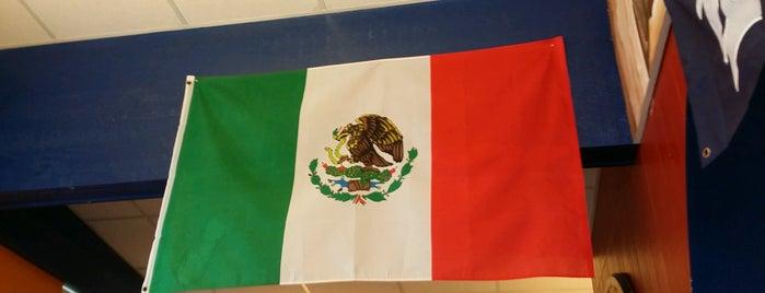 El Mexicano is one of Favorite Restaurants.