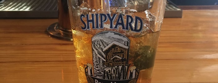 Shipyard Brew Haus is one of Full Sunday River Experience.