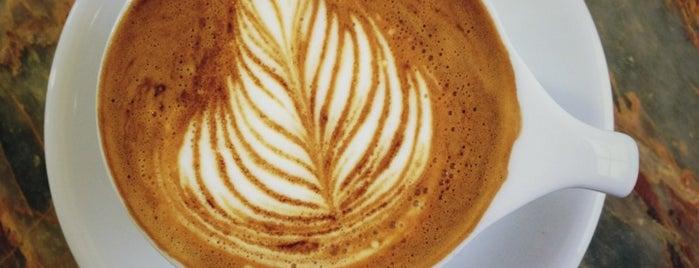 M.E. Swing Coffee Roasters is one of dc drinks + food + coffee.