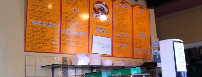 La Burrita is one of Berkeley's Best.