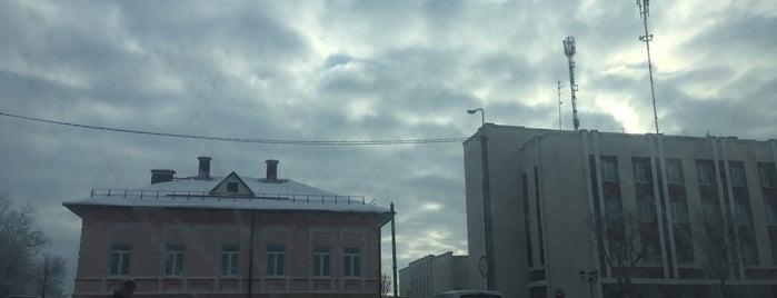 Мстиславль is one of Города Беларуси.