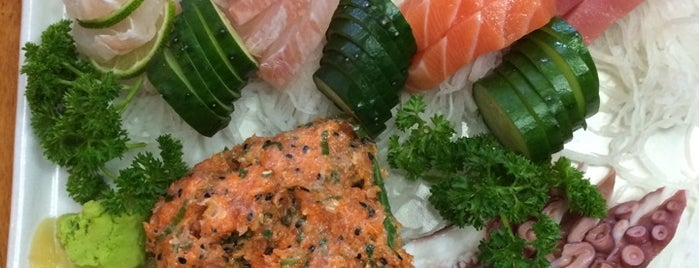 Sushi Hiroshi is one of Henri's TOP Japanese Food.