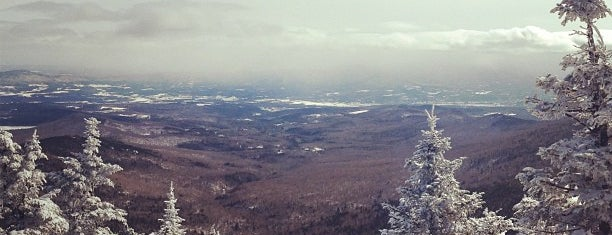 Smugglers' Notch Resort is one of Skigebiete.