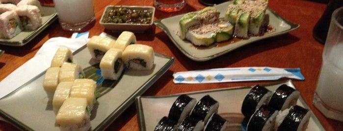 Sushi Akky is one of Restaurantes en los que he comido!!!.
