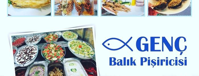 Genç Balık Pişiricisi is one of ✔️.