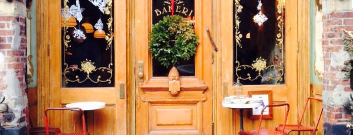 Bakeri is one of New York City.