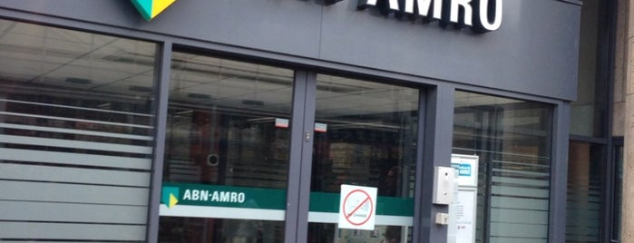 ABN AMRO is one of Free WiFi Amsterdam.