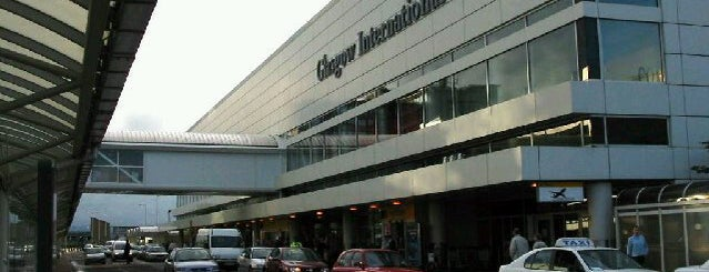 Glasgow Airport (GLA) is one of Airports.