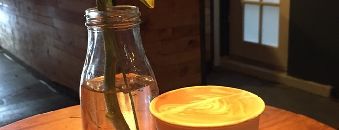 Snowbird Coffee is one of San Francisco Caffeine Crawl.