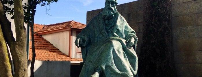 Casa-Museu Guerra Junqueiro is one of Lazer & Passeios (Grande Porto).