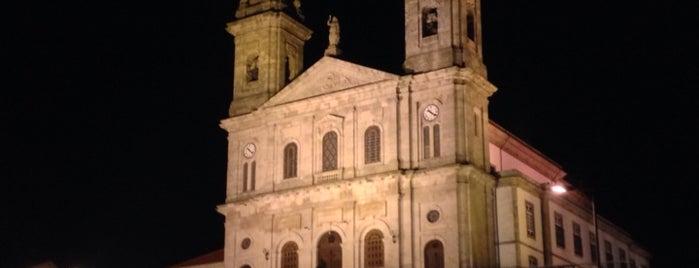 Igreja do Bonfim is one of Lazer & Passeios (Grande Porto).