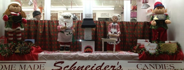 Schneider's Sweet Shop is one of Cincinnati for Out-of-Towners #VisitUS.