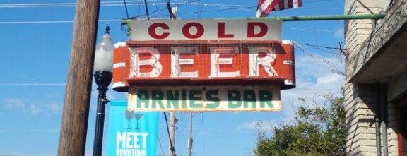 Arnie's Bar is one of Tulsa's Finest.