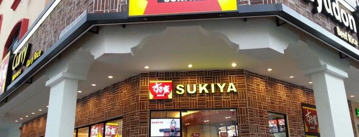 Sukiya is one of Makan @ PJ/Subang (Petaling) #7.
