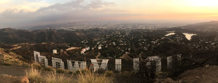 Griffith Park is one of Birds, Mountains, and Lakes, Oh My!.