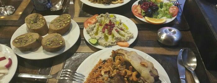 مطعم خان الوزير الحلبي is one of My turkey.