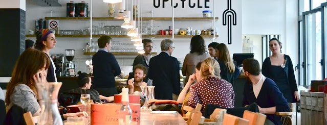 Upcycle - Milano Bike Cafè is one of consigli che meritano..