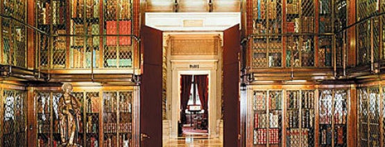 The Morgan Library & Museum is one of Inspired locations of learning.