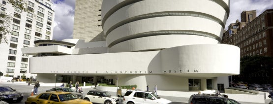 Solomon R Guggenheim Museum is one of NYC Stay-cation.