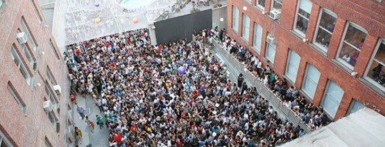 MoMA PS1 Contemporary Art Center is one of Summer Parties.