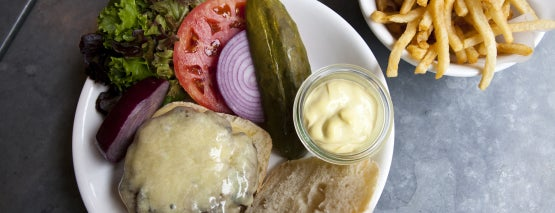 Calliope is one of Ten Best New Burgers.