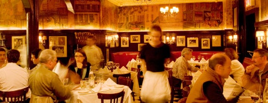Minetta Tavern is one of I Want Somewhere: Restaurants & Bars.