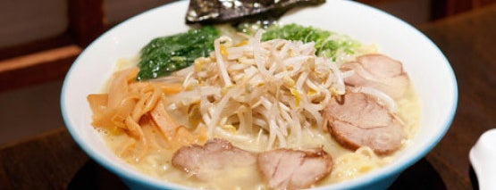 Restaurant Tokyo is one of Best Ramen Restaurants.