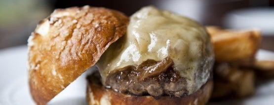 The Marrow is one of Ten Best New Burgers.