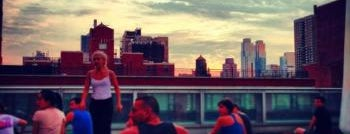 NYC Dance Week - The Ailey Extension is one of Cool Things To Do on NYC Rooftops.