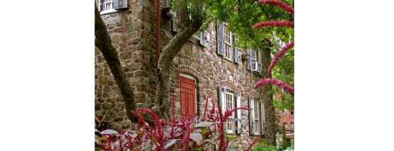 Old Stone House is one of NYC Stay-cation.