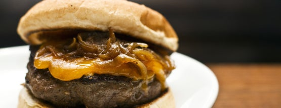 The Brindle Room is one of NY Best Burgers (Readers Choice + Critic Picks).