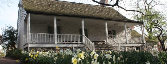Dyckman Farmhouse Museum is one of NYC Stay-cation.
