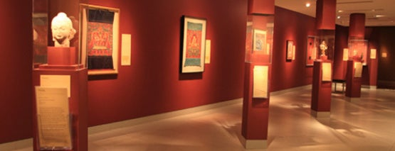 Rubin Museum of Art is one of museums NYC.