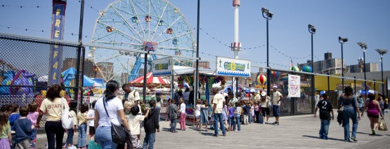 Coney Island Beach & Boardwalk is one of Summer Parties.