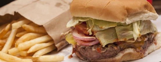 Burger Joint is one of NY Best Burgers (Readers Choice + Critic Picks).