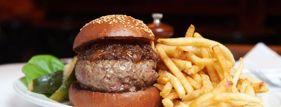 Minetta Tavern is one of NY Best Burgers (Readers Choice + Critic Picks).