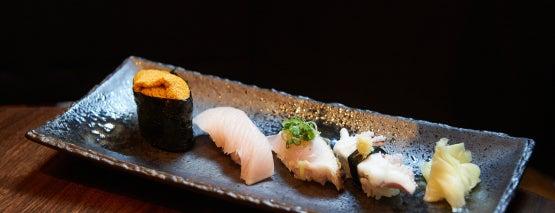 Kuruma Zushi is one of Best Sushi Restaurants.