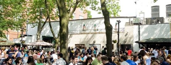 Bohemian Hall & Beer Garden is one of Best Outdoor Bars.