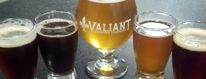 Valiant Brewing Company is one of Breweries - Southern CA.