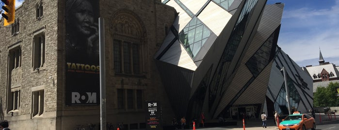 Royal Ontario Museum - ROM Governors is one of Toronto, Canada.