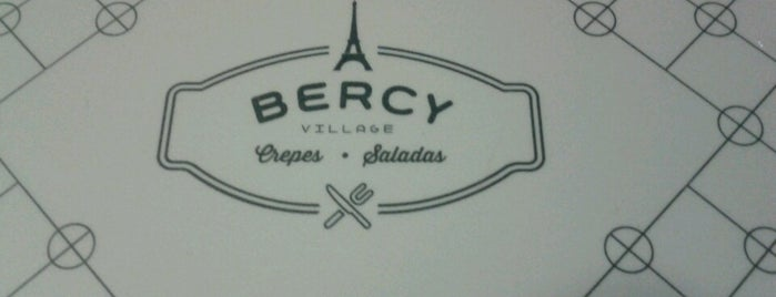 Bercy Village is one of Recife ♥.