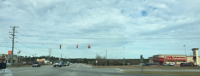 Jacksonville, NC is one of North Carolina.