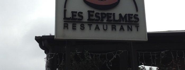 Restaurant Les Espelmes is one of llocs de valls on menjar, prendre un cafè o copa.