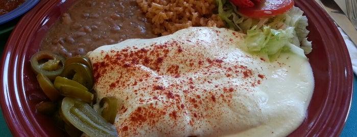 Enchiladas Olé is one of Restaurant.